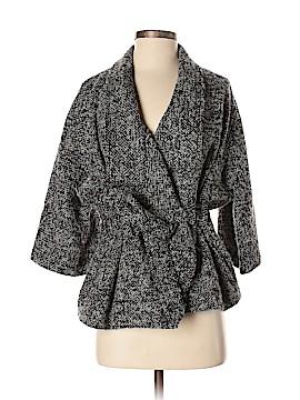 Diane von Furstenberg Wool Coat Size 8