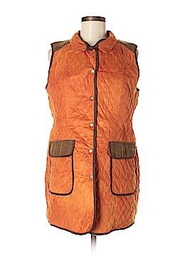 Tasha Polizzi Collection Vest Size M