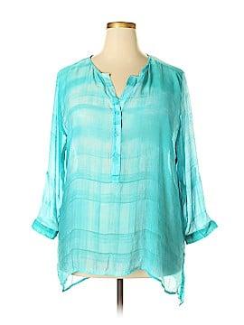 Grand & greene 3/4 Sleeve Blouse Size 1X (Plus)