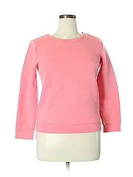 Ann Taylor LOFT Outlet Sweatshirt Size L (Petite)