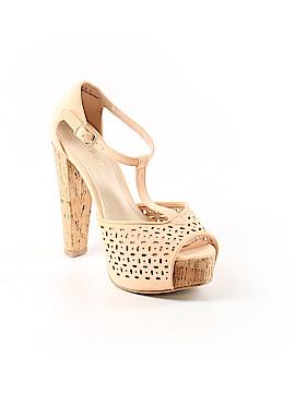 Bamboo Heels Size 6