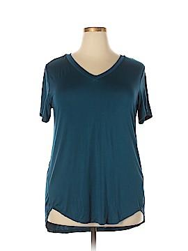 Amaryllis Short Sleeve Top Size XL