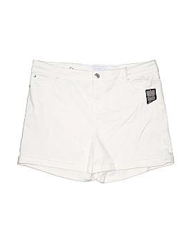Celebrity Pink Denim Shorts Size 16
