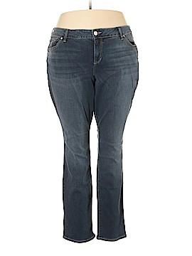 SLINK Jeans Jeans Size 22 (Plus)