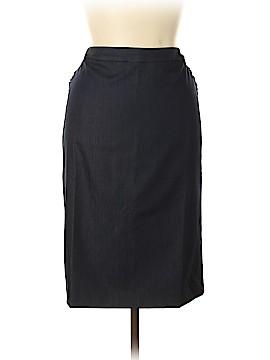 Talbots Denim Skirt Size 12