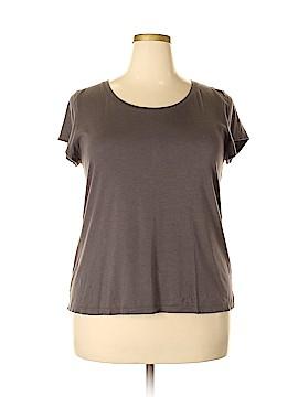 Garnet Hill Short Sleeve T-Shirt Size XL