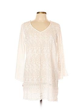 S.R. Fashion Long Sleeve Blouse Size L