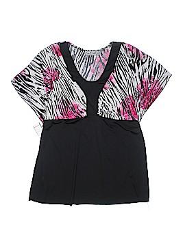 Erica Brooke Short Sleeve Top Size 20 (Plus)