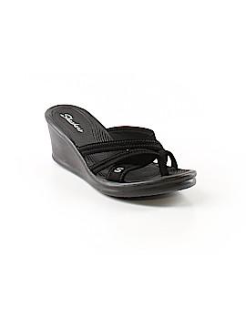 Skechers Flip Flops Size 5 1/2