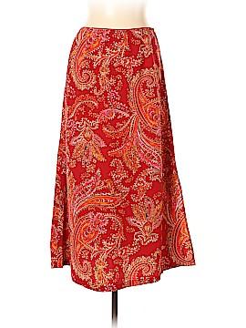 Eddie Bauer Silk Skirt Size 12