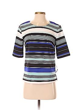 Liz Claiborne Short Sleeve Blouse Size S