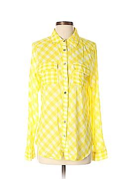 Gibson Long Sleeve Button-Down Shirt Size M