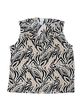 Jaclyn Smith Sleeveless Top Size XL