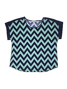 Carol Rose Short Sleeve T-Shirt Size 2X (Plus)