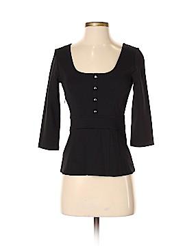 White House Black Market Long Sleeve Blouse Size 00