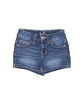 Justice Denim Shorts Size 7 (Slim)