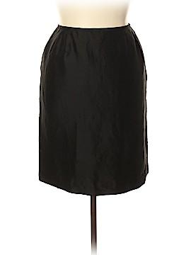 Kasper A.S.L. Silk Skirt Size 14