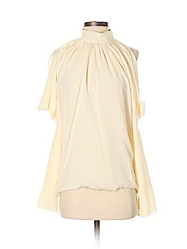 Derek Lam 3/4 Sleeve Silk Top Size 6