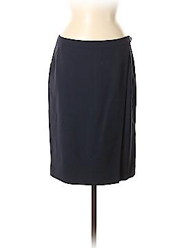 Armani Collezioni Wool Skirt Size M