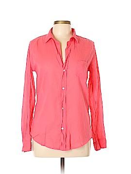 Frank & Eileen Long Sleeve Blouse Size L