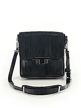 Theyskens' Theory Leather Crossbody Bag One Size