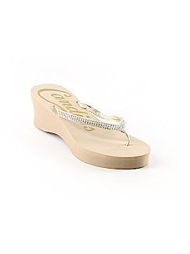 Candie's Flip Flops Size 9 - 10