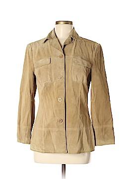 Classiques Entier Leather Jacket Size 6