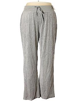 Calvin Klein Sweatpants Size 1X (Plus)