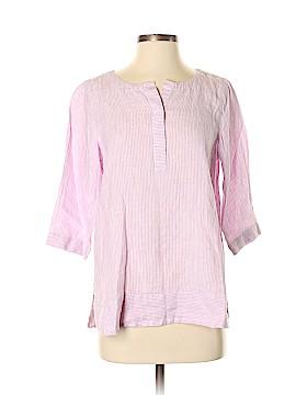 J.jill 3/4 Sleeve Button-Down Shirt Size XS