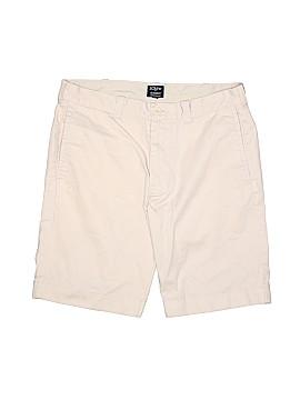 J. Crew Khaki Shorts Size 30 (Plus)
