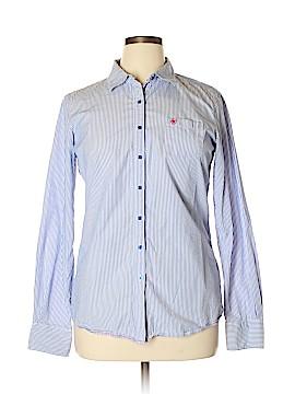 Ariat Long Sleeve Button-Down Shirt Size XL