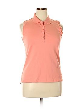 Madison Sleeveless Polo Size XL