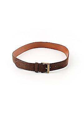 Banana Republic Leather Belt 34 Waist