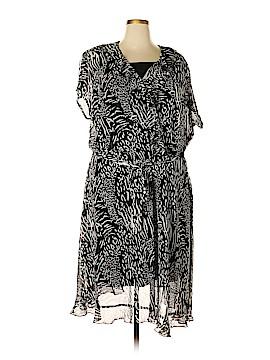 Fashion Bug Casual Dress Size 26 (Plus)