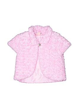Juicy Couture Faux Fur Vest Size 6