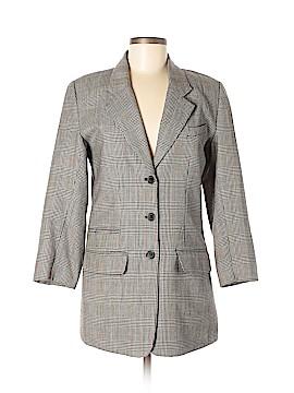 Halston Wool Blazer Size 6