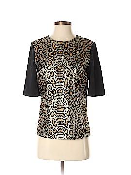 Rachel Comey Short Sleeve Blouse Size 4
