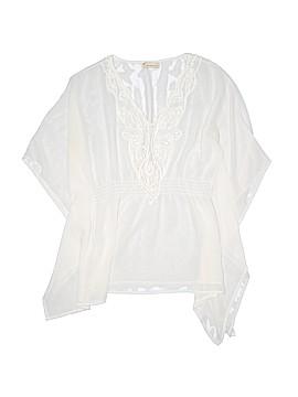 Twenty One Short Sleeve Blouse Size S (Petite)