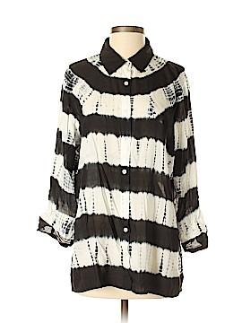Neiman Marcus 3/4 Sleeve Blouse Size S
