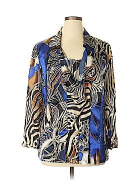 Escada Long Sleeve Blouse Size 42 (EU)