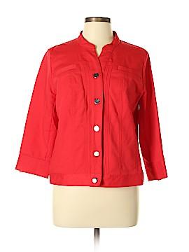 Rafaella Denim Jacket Size 12
