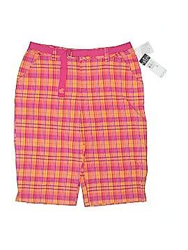 Chaps Khaki Shorts Size 16
