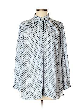 Ann Taylor LOFT Long Sleeve Blouse Size L