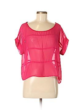 Mi ami Short Sleeve Blouse Size M