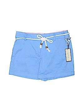 British Khaki Khaki Shorts Size 4