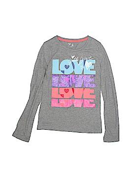 Gap Kids Outlet Long Sleeve T-Shirt Size L (Kids)