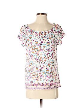 Calypso St. Barth Short Sleeve T-Shirt Size Sm (0)