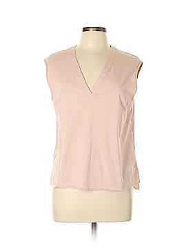 Peserico Short Sleeve Blouse Size 46 (IT)