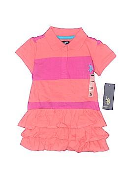 U.S. Polo Assn. Dress Size 24 mo
