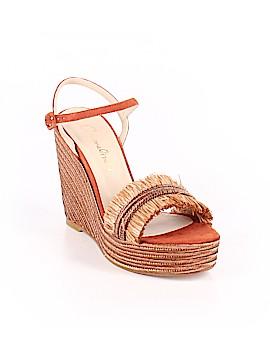 Carmelinas Wedges Size 36.5 (EU)